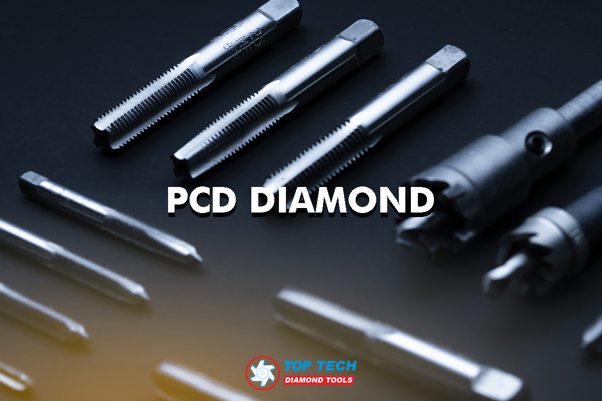 All About PCD Diamonds