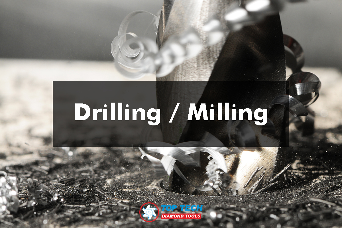 All About Drilling And Milling