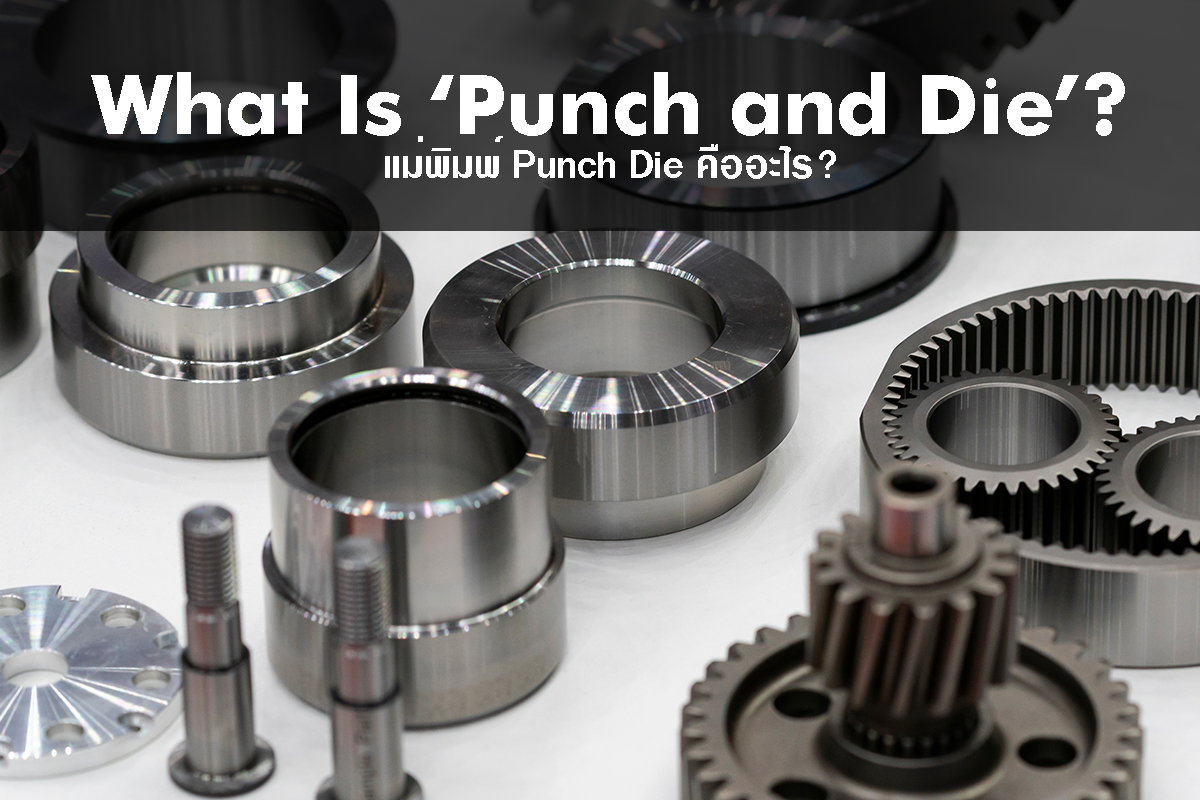 Punch Die Cover
